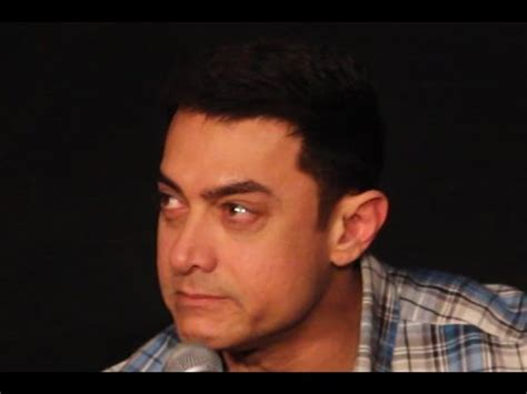 Aamir Khan Cries While Narrating A Story Of Rap Victim