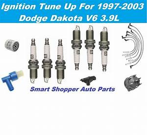 Ignition Tune Up For Dodge Dakota Distributor Cap Rotor