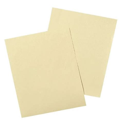 manila drawing paper  sheets