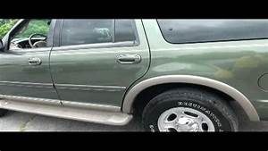 2000 Ford Expedition Eddie Bauer Triton V8 4wd