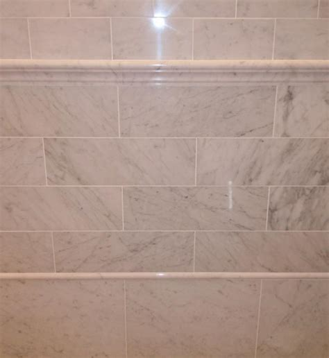 Classic Tile Staten Island by 4 Quot X12 Quot White Carrara Marble Subway Tile From Classic Tile