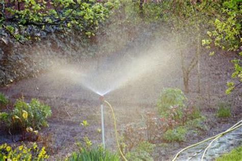 Eine Automatische Bewässerung Für Den Garten  So Machen