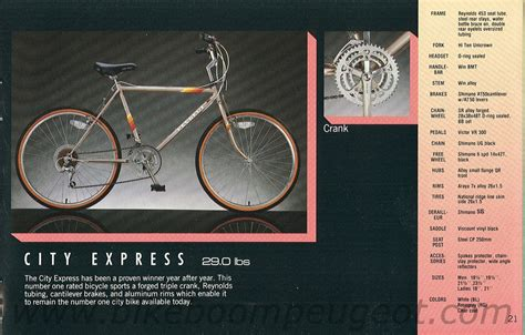 Peugeot Usa Bikes by What You Been Wrenching On Lately Page 16 Bike