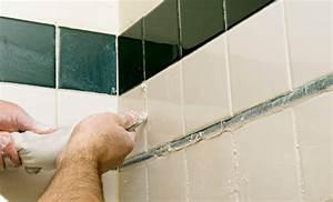Joint Pour Carrelage : poser joint carrelage mur ~ Melissatoandfro.com Idées de Décoration