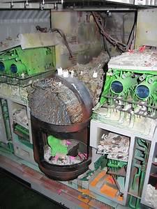 Chernobyl reactor core - Mount Orégano