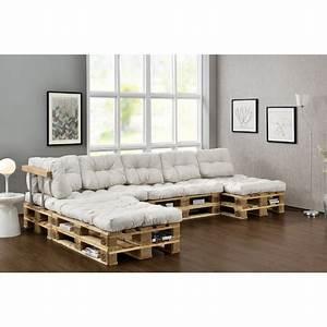 Bauanleitung Paletten Sofa : euro paletten sofa auflage 4x sitz 6x r ckenkissen verschiedene farben 53357811 ~ Markanthonyermac.com Haus und Dekorationen