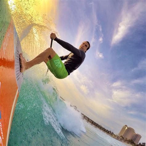 gopro official website capture share  world  miracle moment damien leroys fall  rise