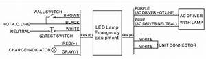 Low Voltage 18w 25w Cul Ul Led Emergency Light Conversion