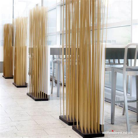 Bambus Sichtschutz für Balkon, Büro und Terrasse auf