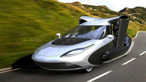 Fliegendes Suv by Volvo Cars Parent Geely Acquires Flying Car Start Up