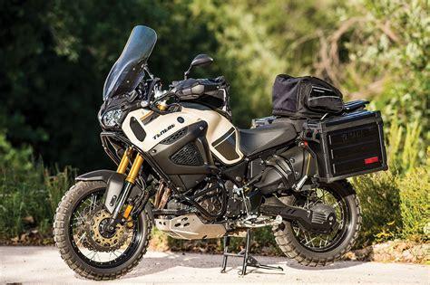 yamaha tenere yamaha tenere accessories adventure bike spotlight dirt bike magazine