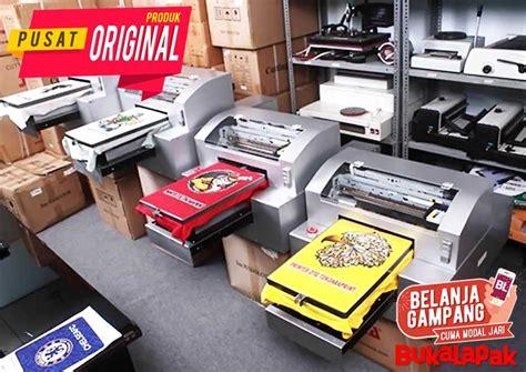 Mesin Dtg Epson jual mesin dtg a3 paket printer sablon kaos textile
