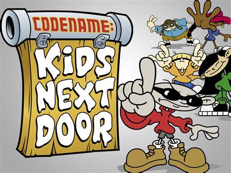 Codename Kids Next Door  Codename Kids Next Door