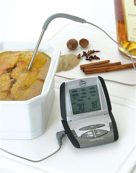 sonde cuisine thermo sonde de cuisson mastrad thermo sonde de cuisson