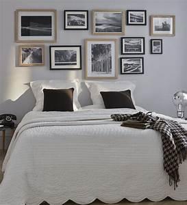 creez un mur de cadres comme tete de lit une idee With chambre bébé design avec livraison fleurs pas cher aujourd hui