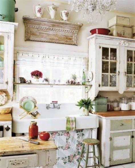 shabby chic kitchen design ideas shabby chic kitchen ideas design a room