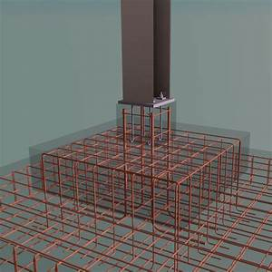 Stepped Concrete Foundations In Revit