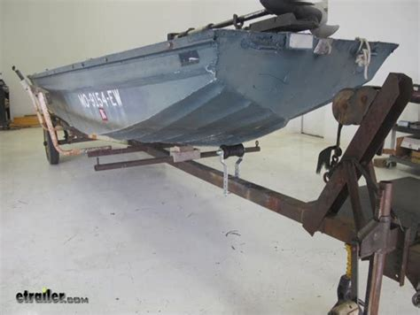 Jon Boat Trailer Bow Stop by Jon Boat Trailer Bow Stop Pictures To Pin On