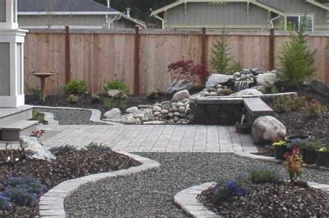 backyard grass alternatives yard where no grass grows alternatives small trees were installed to reduce costs eventually