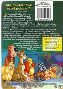Lady And The Tramp Limited Edition Dvd 1999 Dvd Empire