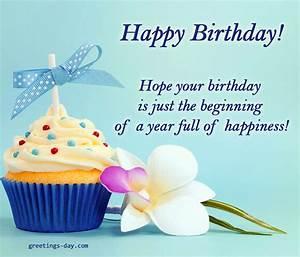 Happy Birthday - Amazing Pictures & Ecards.