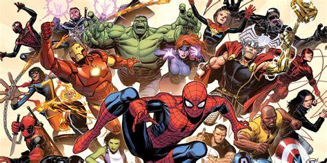 Marvel Comics Announces A Line-wide Overhaul In 2018