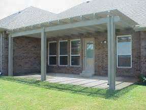 Modern Pergola Designs Attached to House