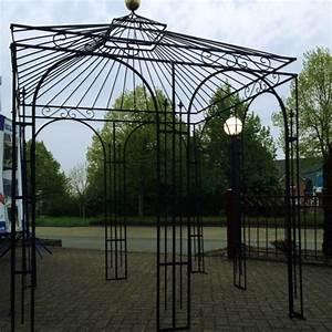 Pavillon Aus Metall : metall pavillon metall pavillon eckig x cm u bild with ~ Michelbontemps.com Haus und Dekorationen