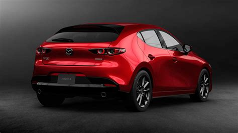 All-new Mazda3 Ups The Style And Technology