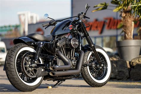 Harley Davidson Forty Eight Backgrounds by Harmony Customized Thunderbike Harley Davidson Forty Eight