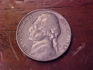 Jefferson Nickel Error Coins