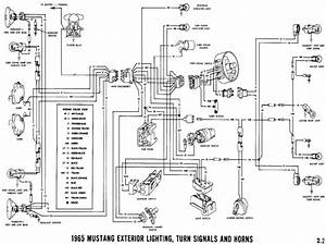 1968 Mustang Wiring Diagram Column