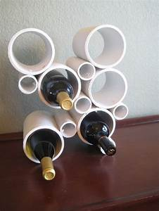 Wine Glass Design 21 Amazing Diy Pvc Pipes Projects That Will Your Mind