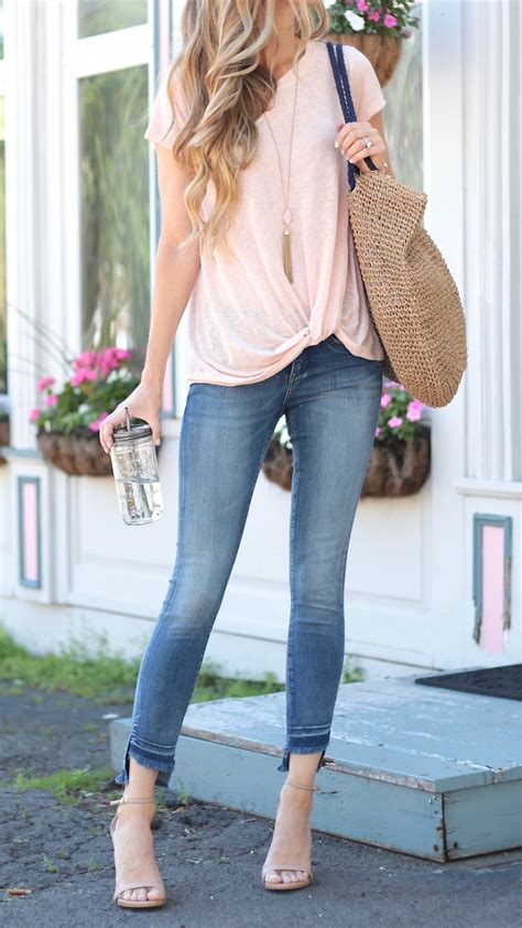 Pink Summer Outfits - An Instagram Round-up via PinterestingPlans