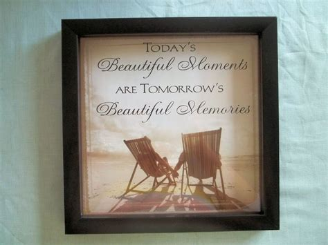 Decorative Quotes - decorative wall plaque picture frame design with lovely