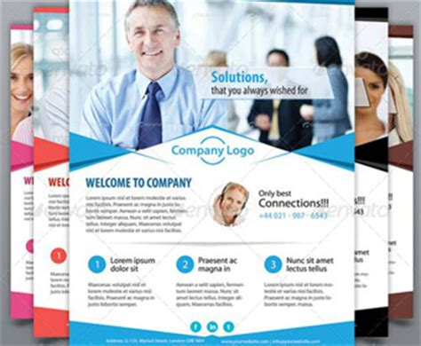 Business flyer templates free costumepartyrun free business brochure templates free business template cheaphphosting Choice Image