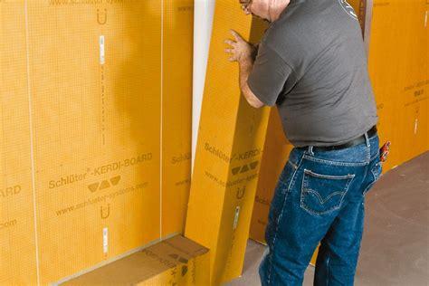Schluter®kerdiboardu  Panneaux Kerdiboard Panneaux