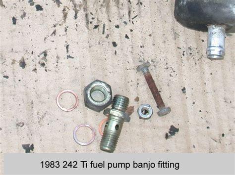 bosch fuel pump check valve fitting turbobricks forums
