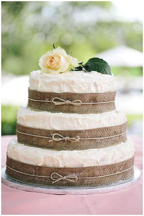 hessian wedding ideas
