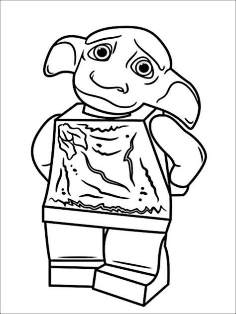 disegni da colorare harry potter lego disegni lego harry potter per bambini 8