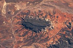 Prehistoric Lava Plateau In Northern Patagonia  U2022 Earth Com