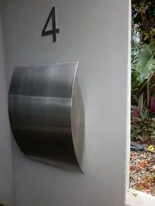 stainless steel letterbox wwwmailboxkingcomau With marine letter box