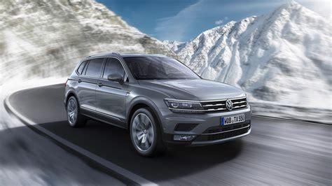Tiguan 4k Wallpapers by 2018 Volkswagen Tiguan Allspace 4k Wallpaper Hd Car