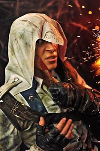 Connor Kenway by TheIdeaFix on deviantART
