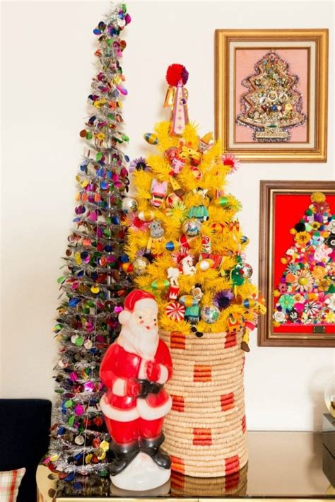 ways   vintage christmas blow molds