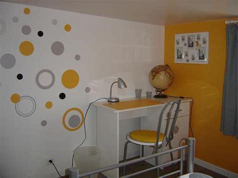 deco chambre orange deco chambre orange et gris