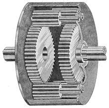 Differential Mechanical Device Wikipedia