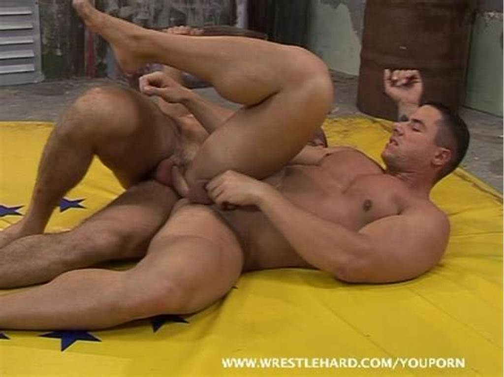 #Huge #Bodybuilders #Wrestle #And #Fuck