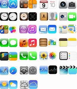 iOS 7 Vs. iOS 6: Comparing The Home Screen & Stock App ...