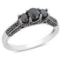 black engagement rings the best vintage black engagement rings ring review
